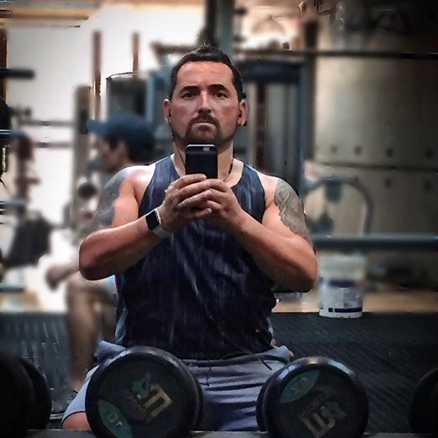 Classic gym photo